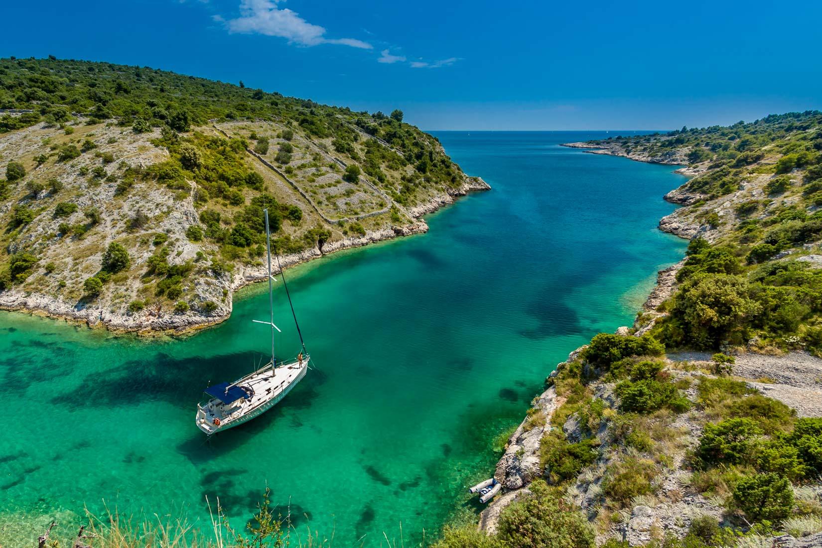 Trogir Island