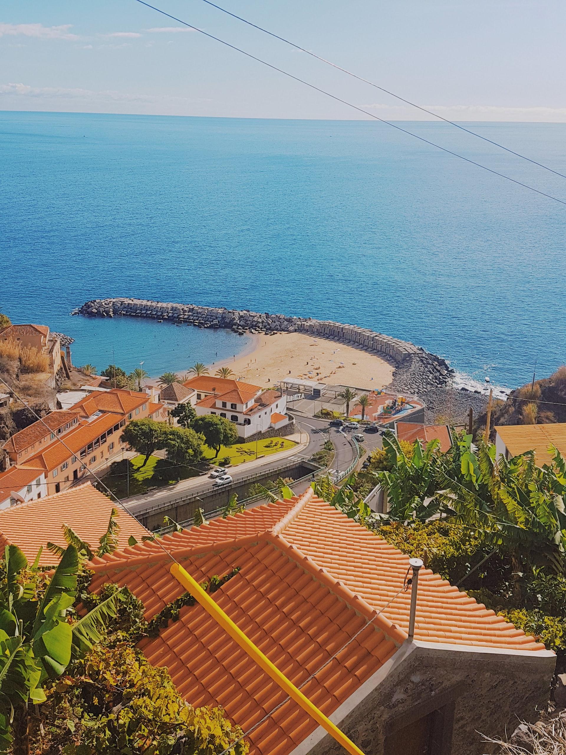 Madeira Machico town