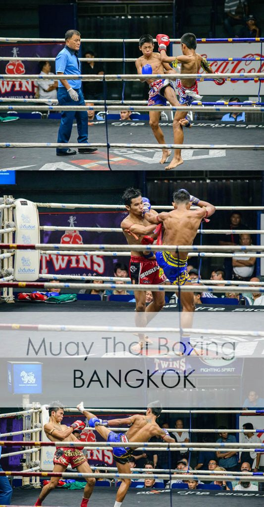 Is it worth taking kids to Muay Thai boxing in Bangkok?