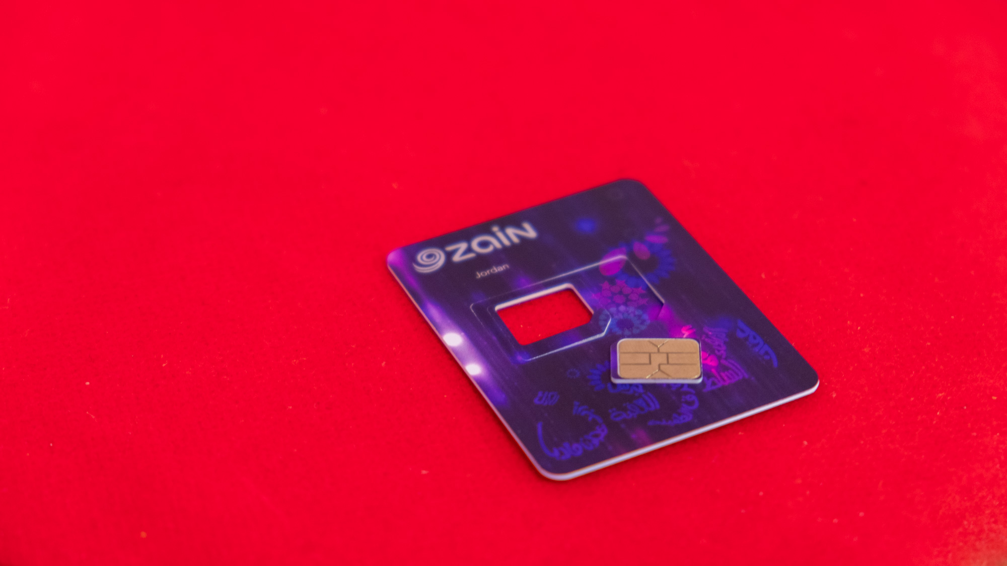 jordan sim card