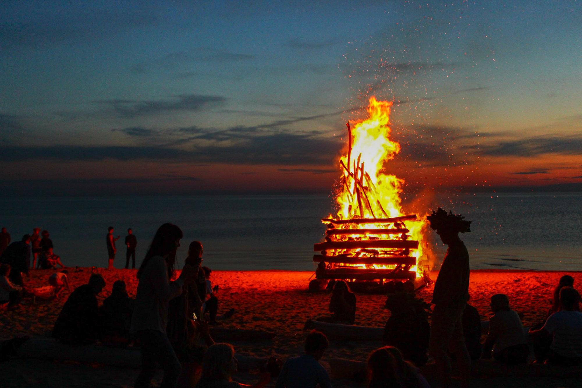 Midsummer festival Finland