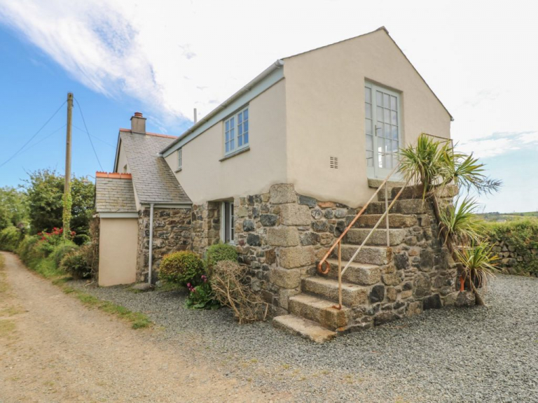 Cornwall cottage. Coves in cornwall