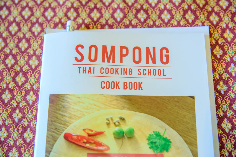 Sompong Cooking School, where dreams come true. Bangkok