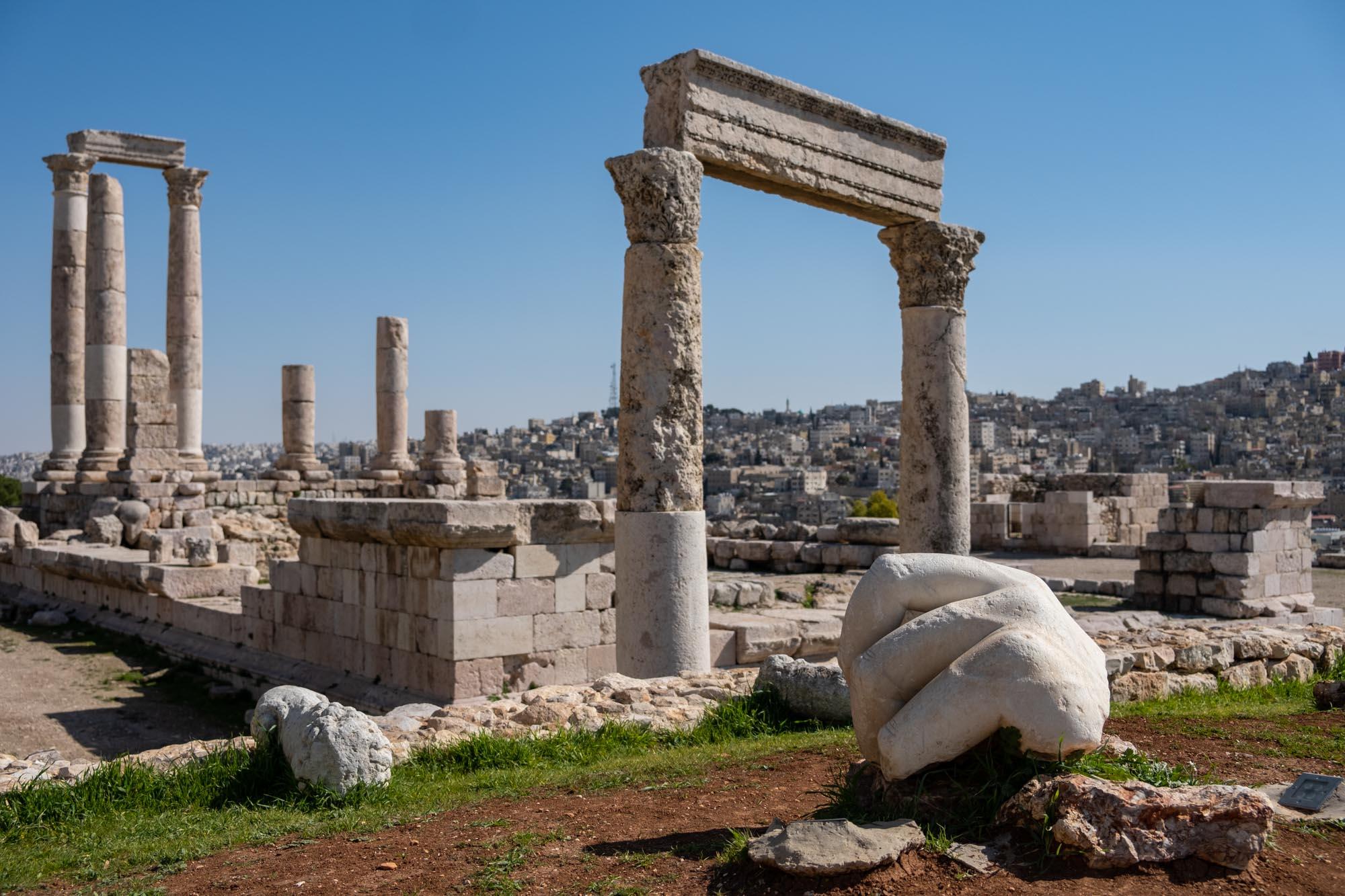 Jordan itinerary for 7-10 days