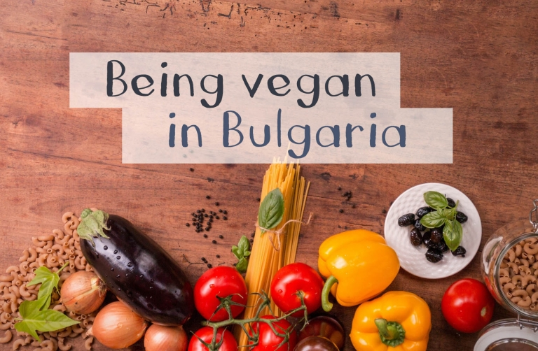 what is it like to be vegan in Bulgaria. Here's the places we've tried & tested.