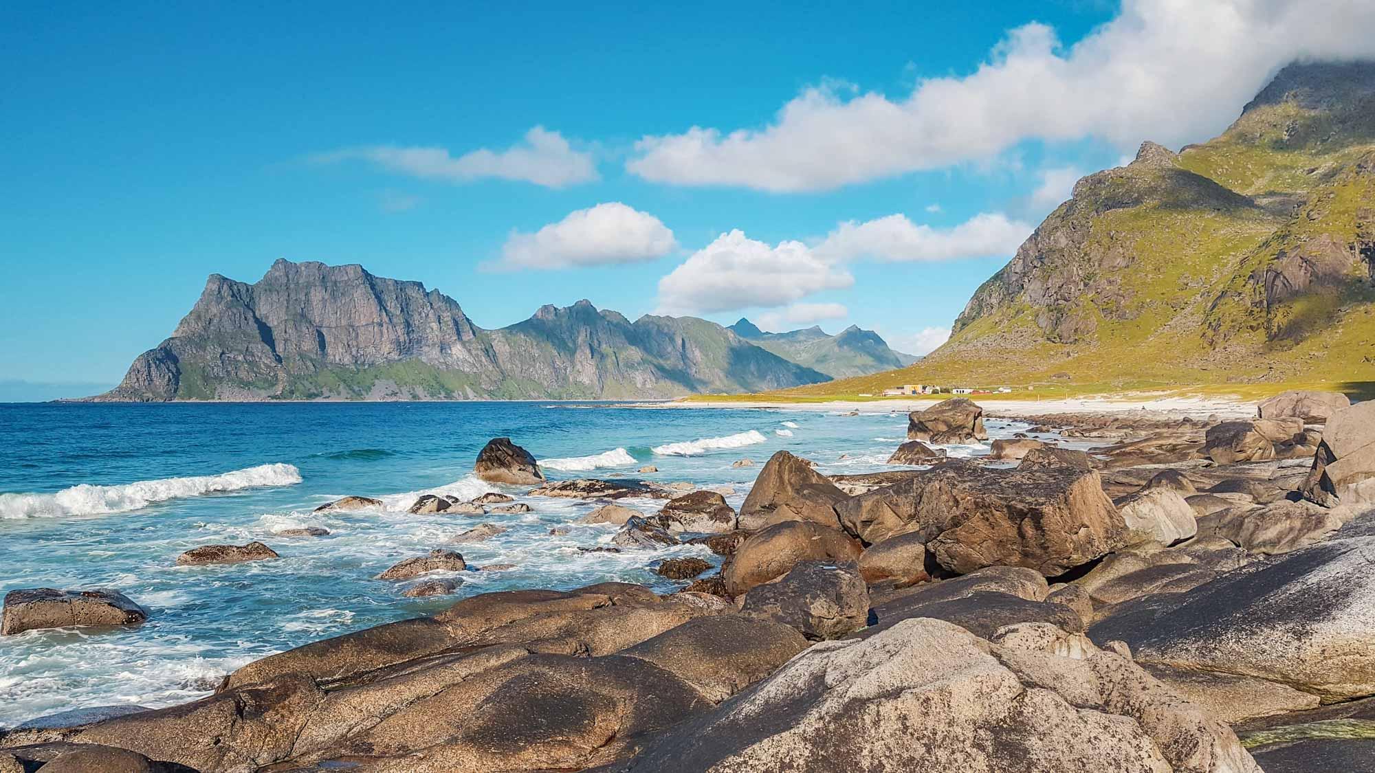 Lofoten Island Summer