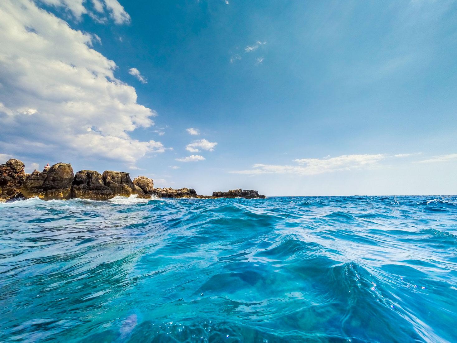 Lokrum Island, Croatia Island Hopping