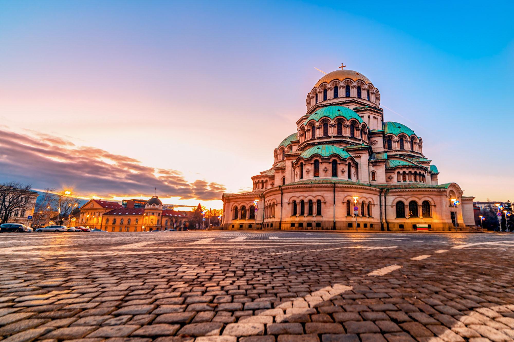 Sofia Bulgaria Itinerary