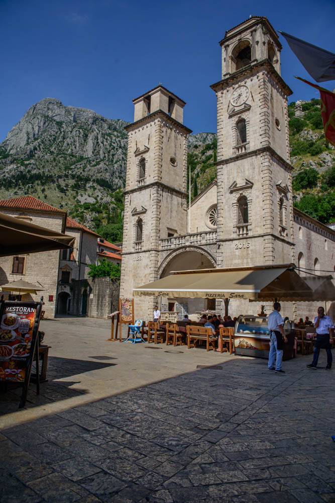 Two hours of photos from Kotor town in Montenegro