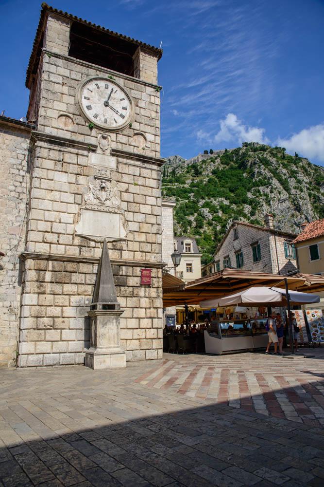 Kotor town