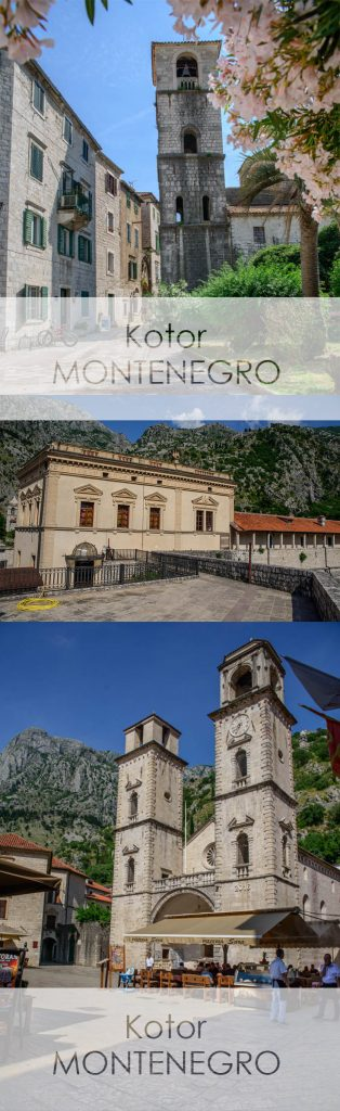 Loads of photos on this post about Kotor's old town (not the hike) in Montenegro.