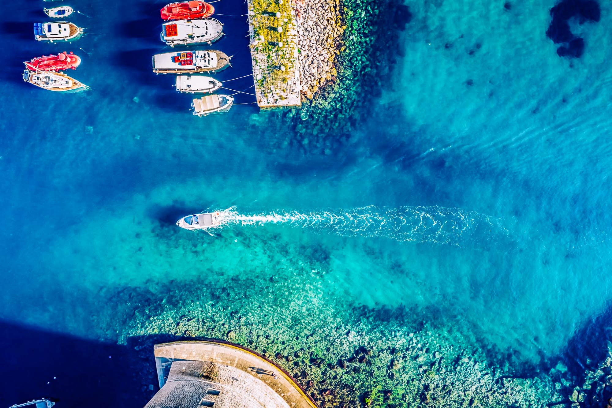 Rab, Croatian Island