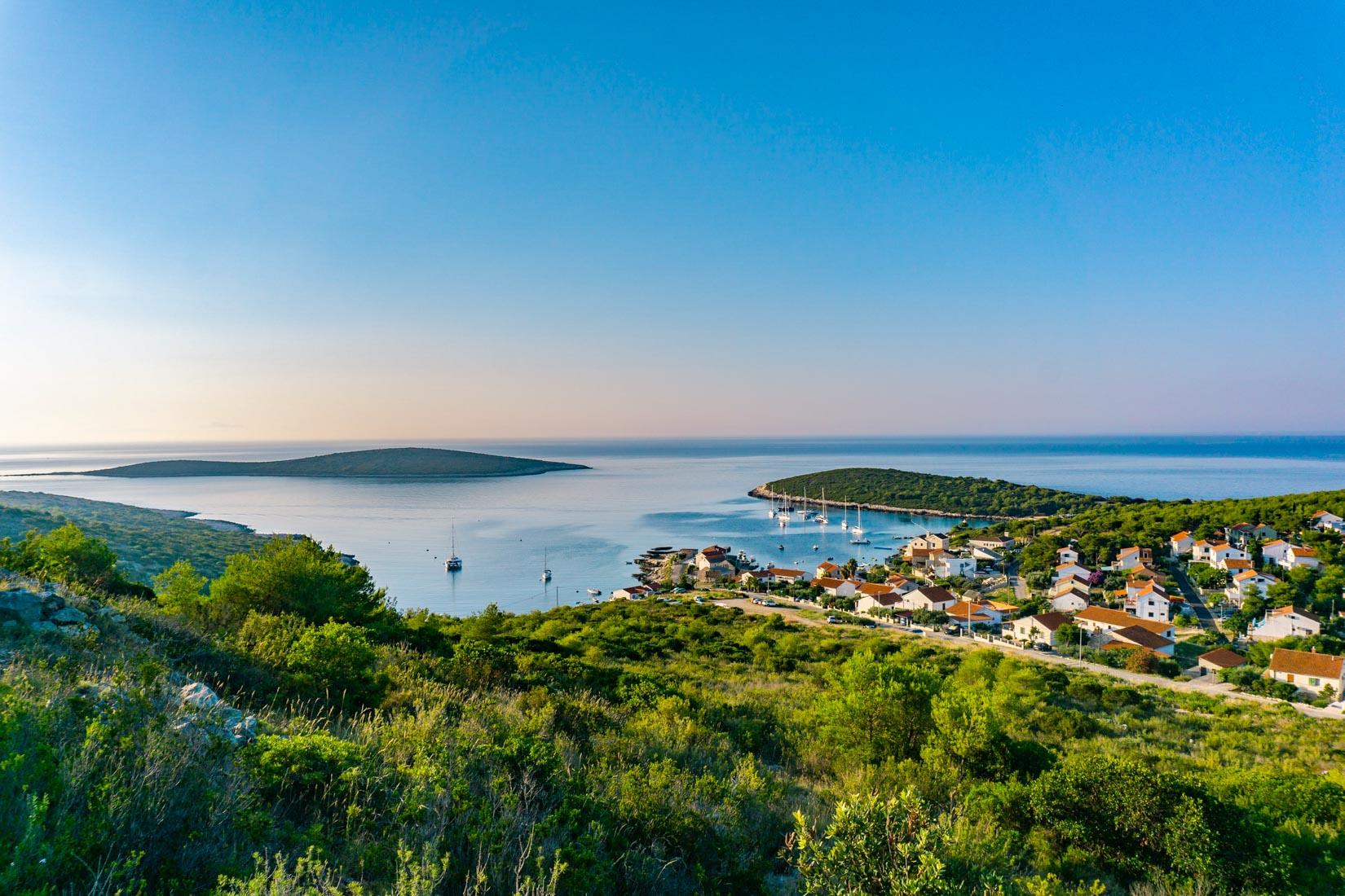 Croatian Island Hopping, Vis Island