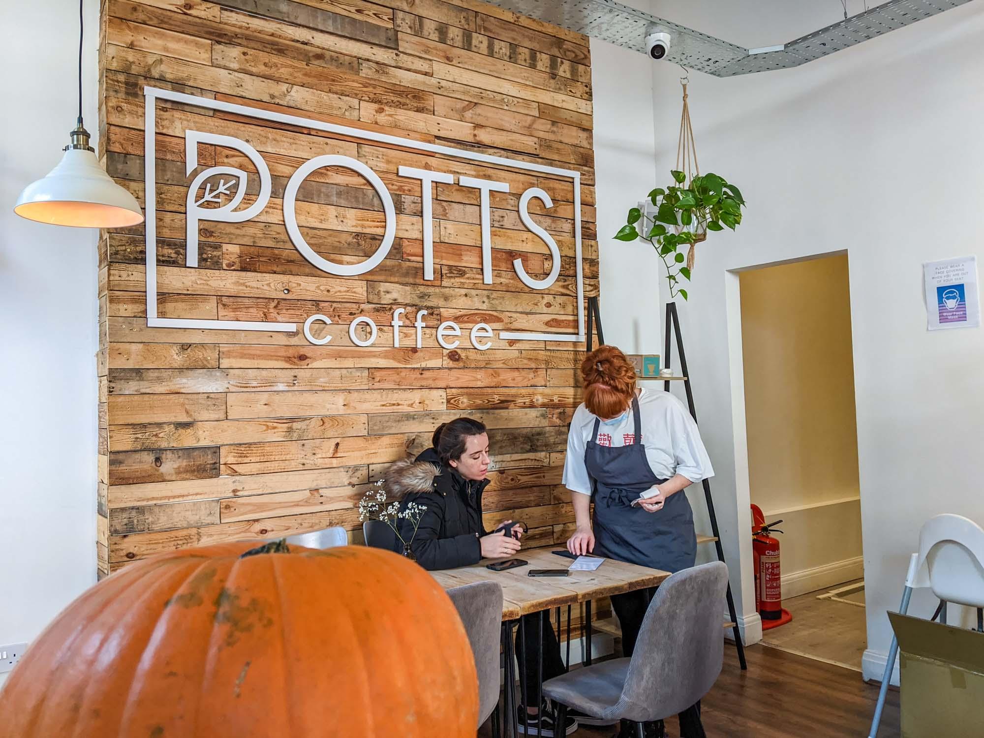 Potts Cafe