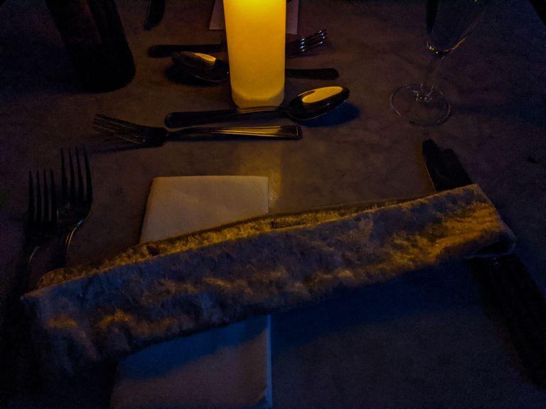 Dinner in the dark, Fever