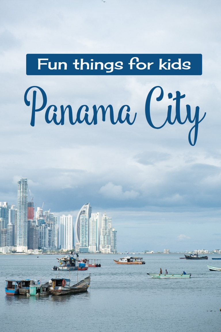 Fun things for kids to do in Panama City.