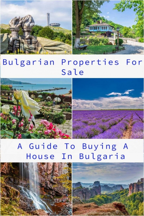 Bulgarian Properties for sale. A guide to buying a house in Bulgaria