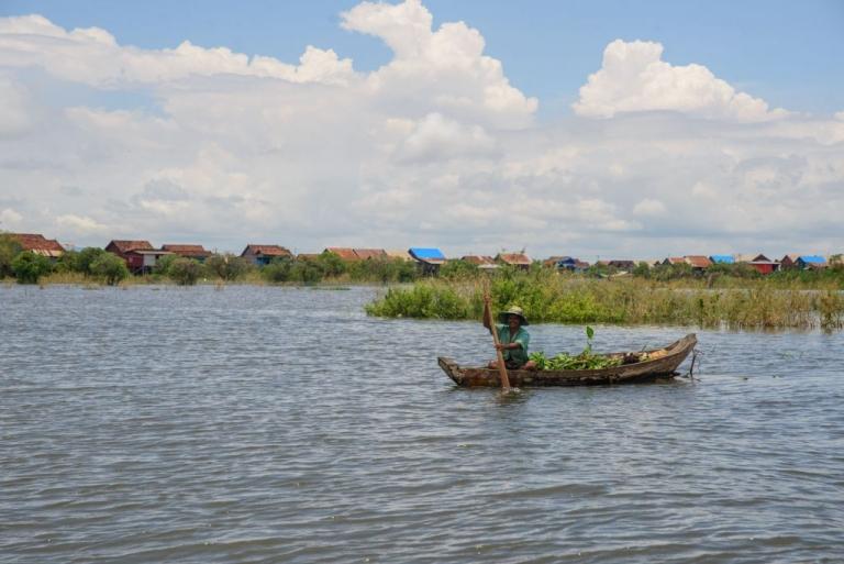 beaten track in Siem Reap