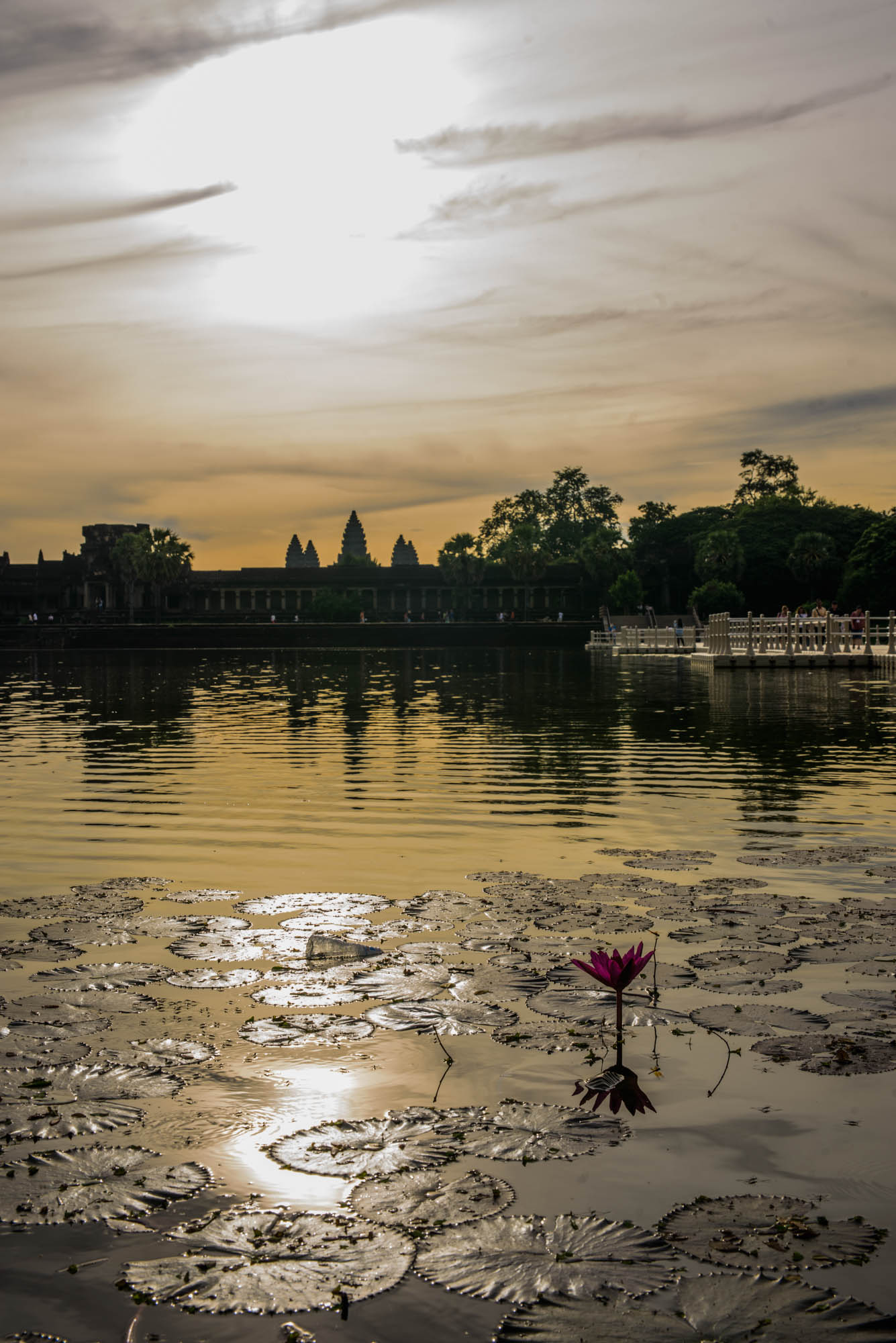 Angkor Watt Sunrise