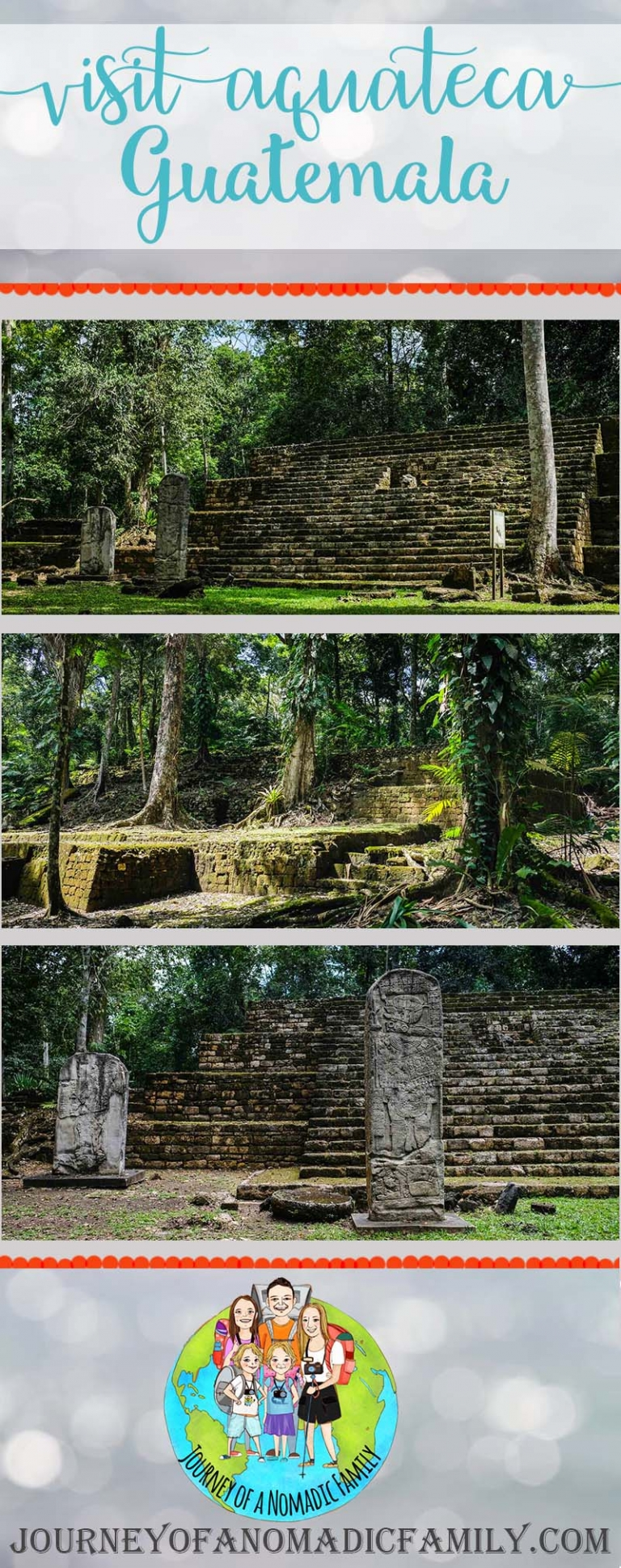 How to visit Aquateca ruins in Guatemala