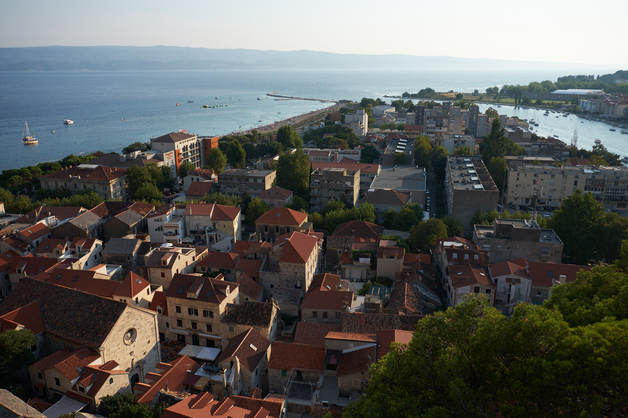 Omis Croatia Eastern Europe's Most Walkable Cities