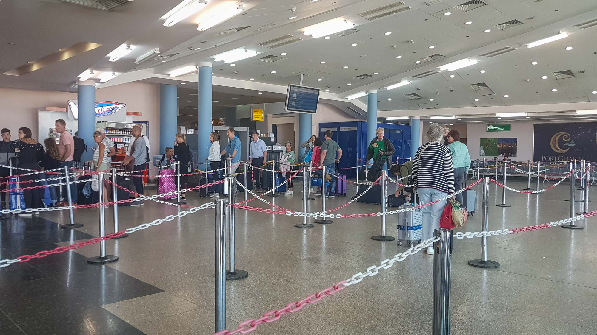 marsa allam airport