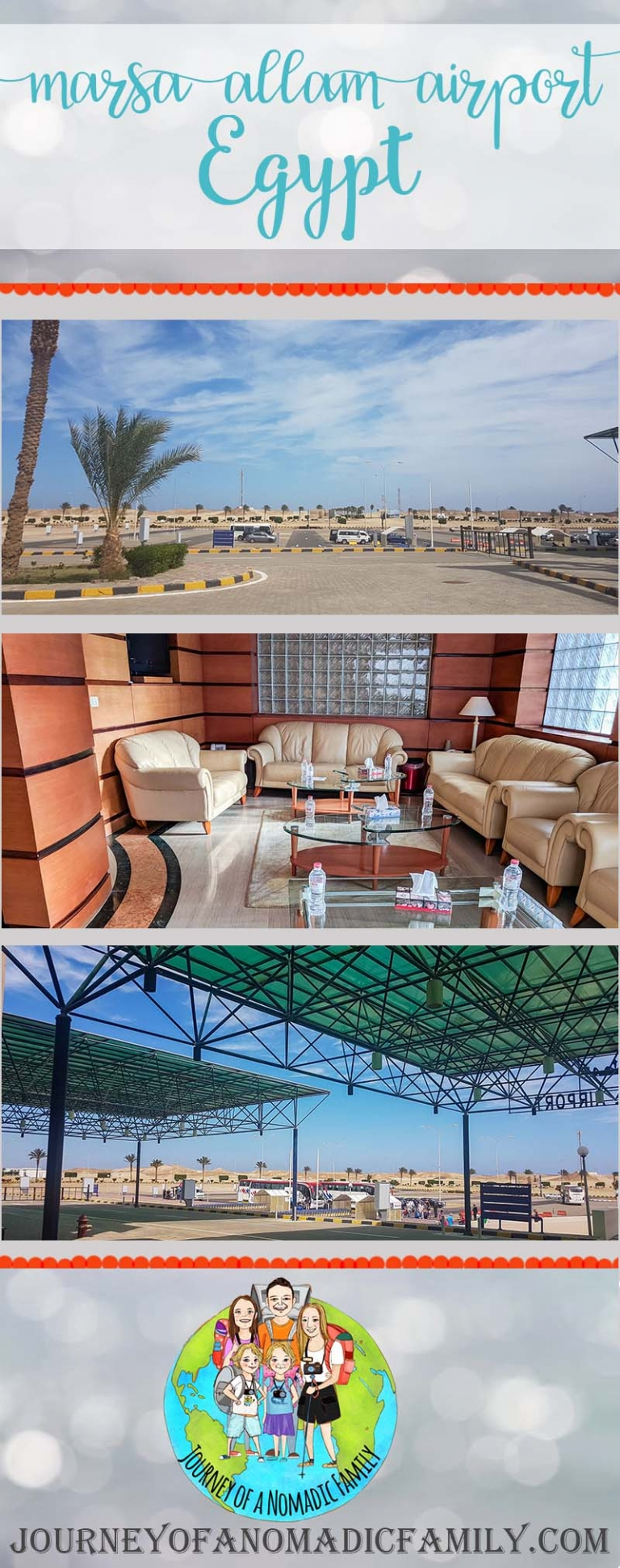 A guide to Marsa Allam airport in Egypt