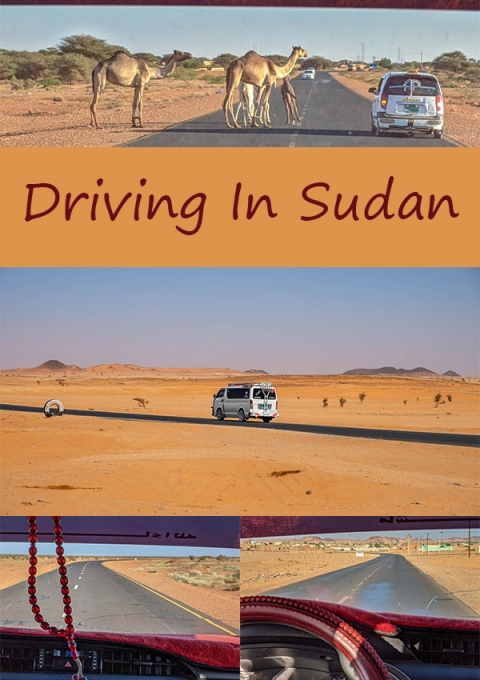 Everything you could possibly need to know about driving in Sudan