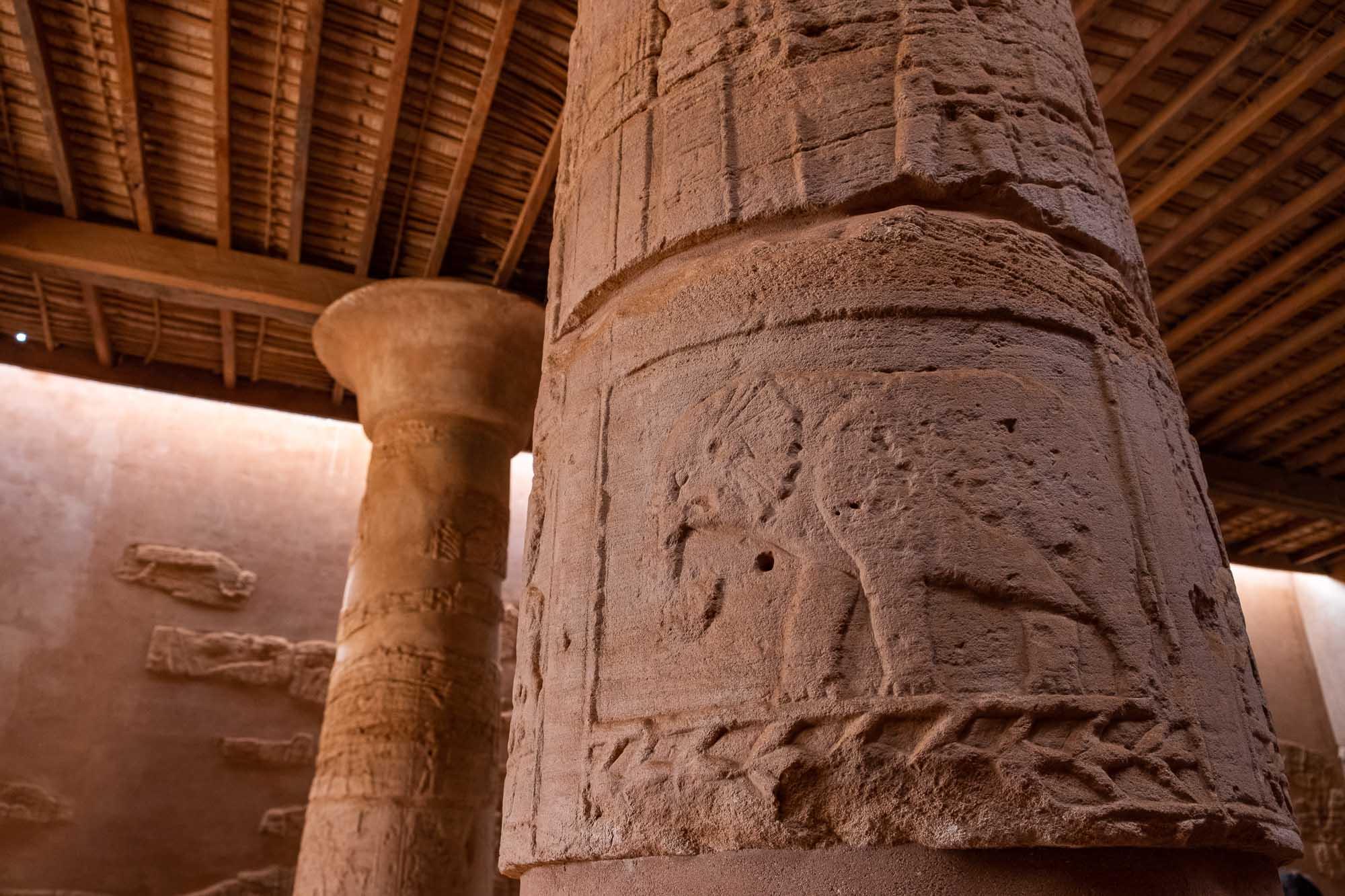 Apedemak Temple Mussawarat es-Sufra
