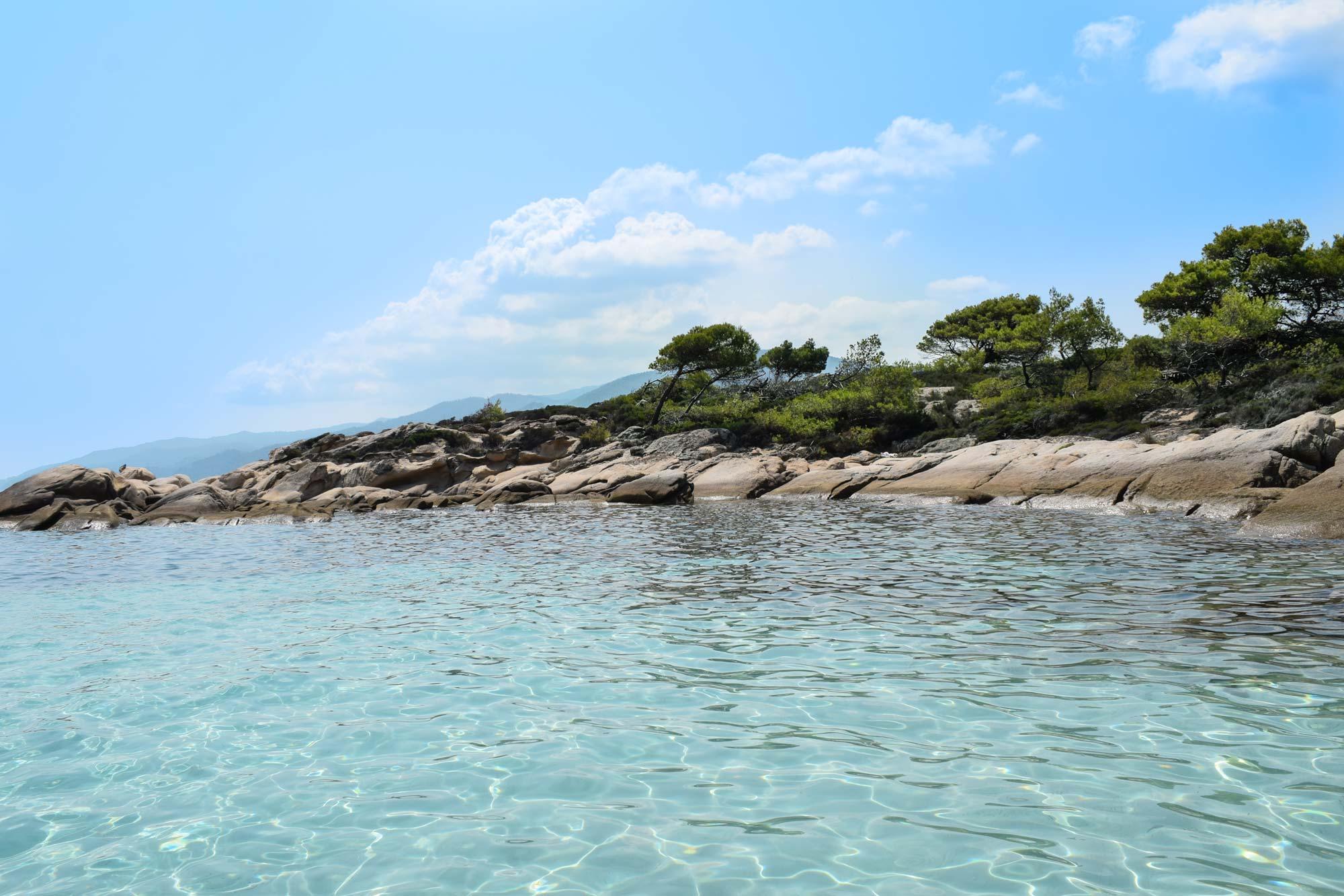 Diaporos Island Greece