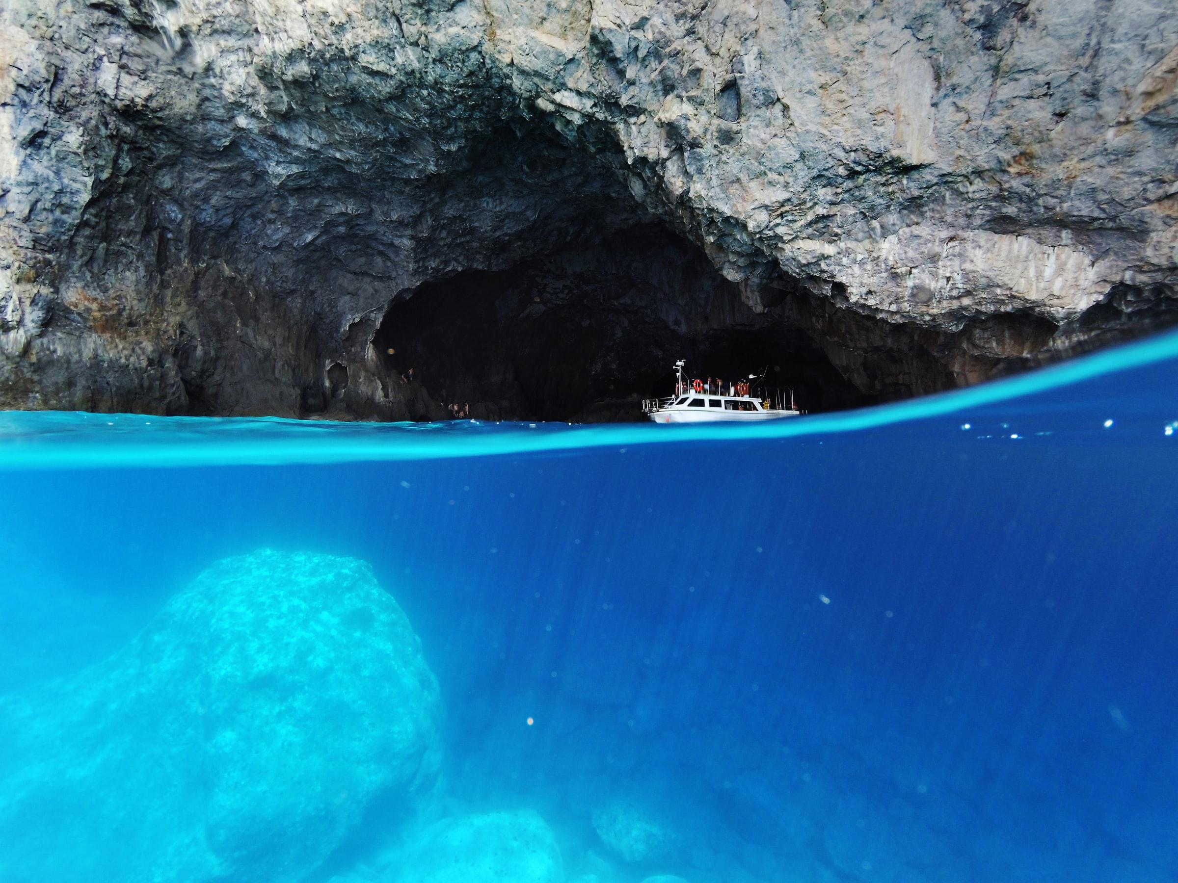 Quiet greek islands Kythira