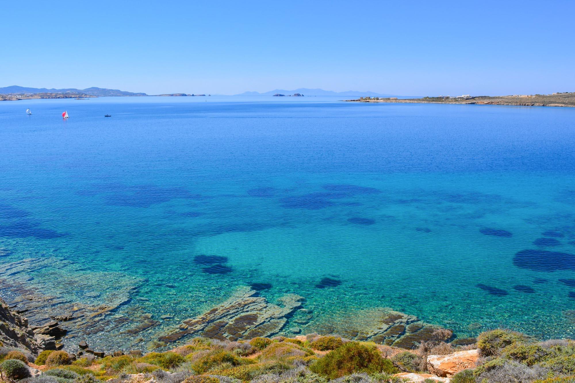 Quiet Greek Islands, Paros