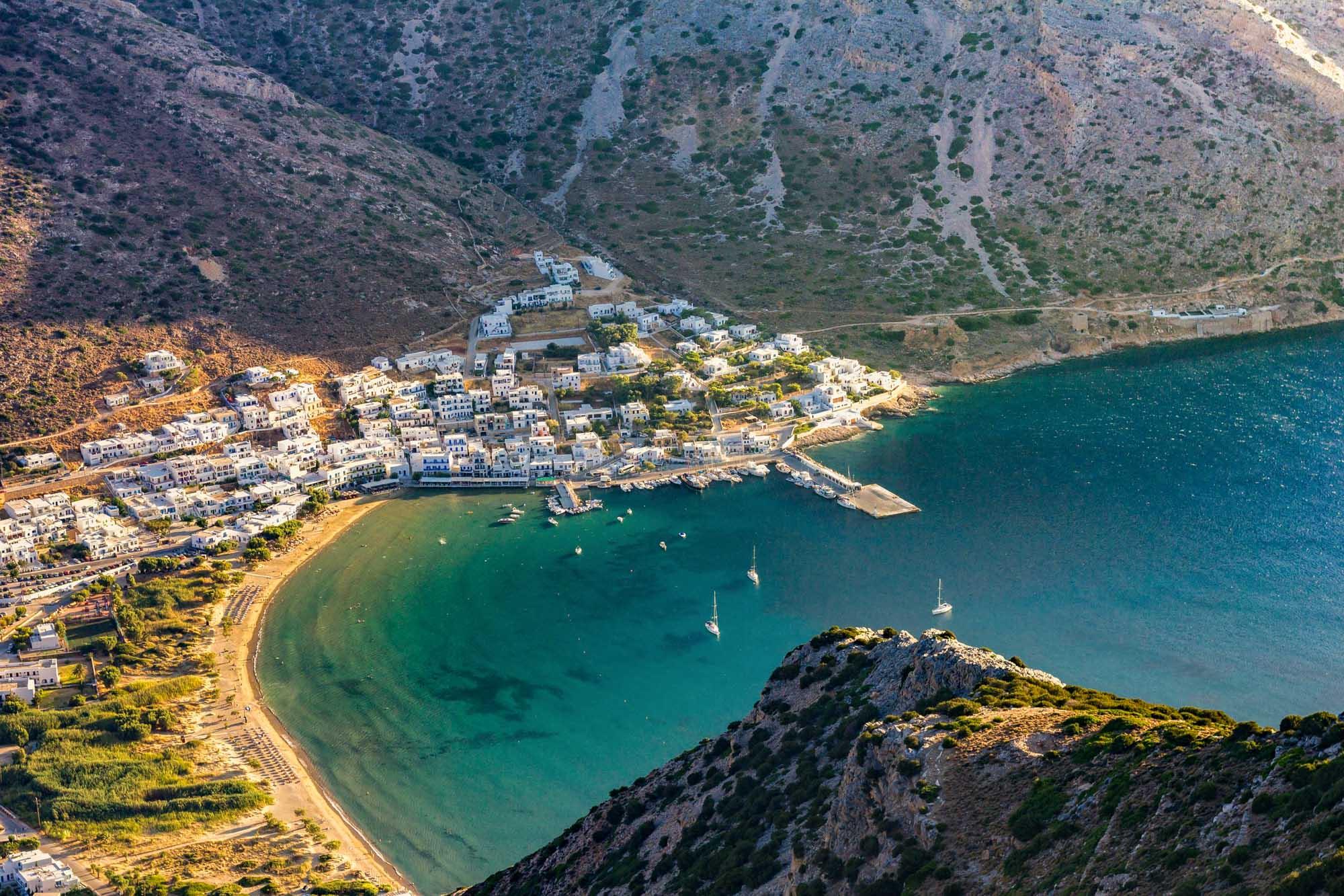 Quiet Greek Islands, Sifnos