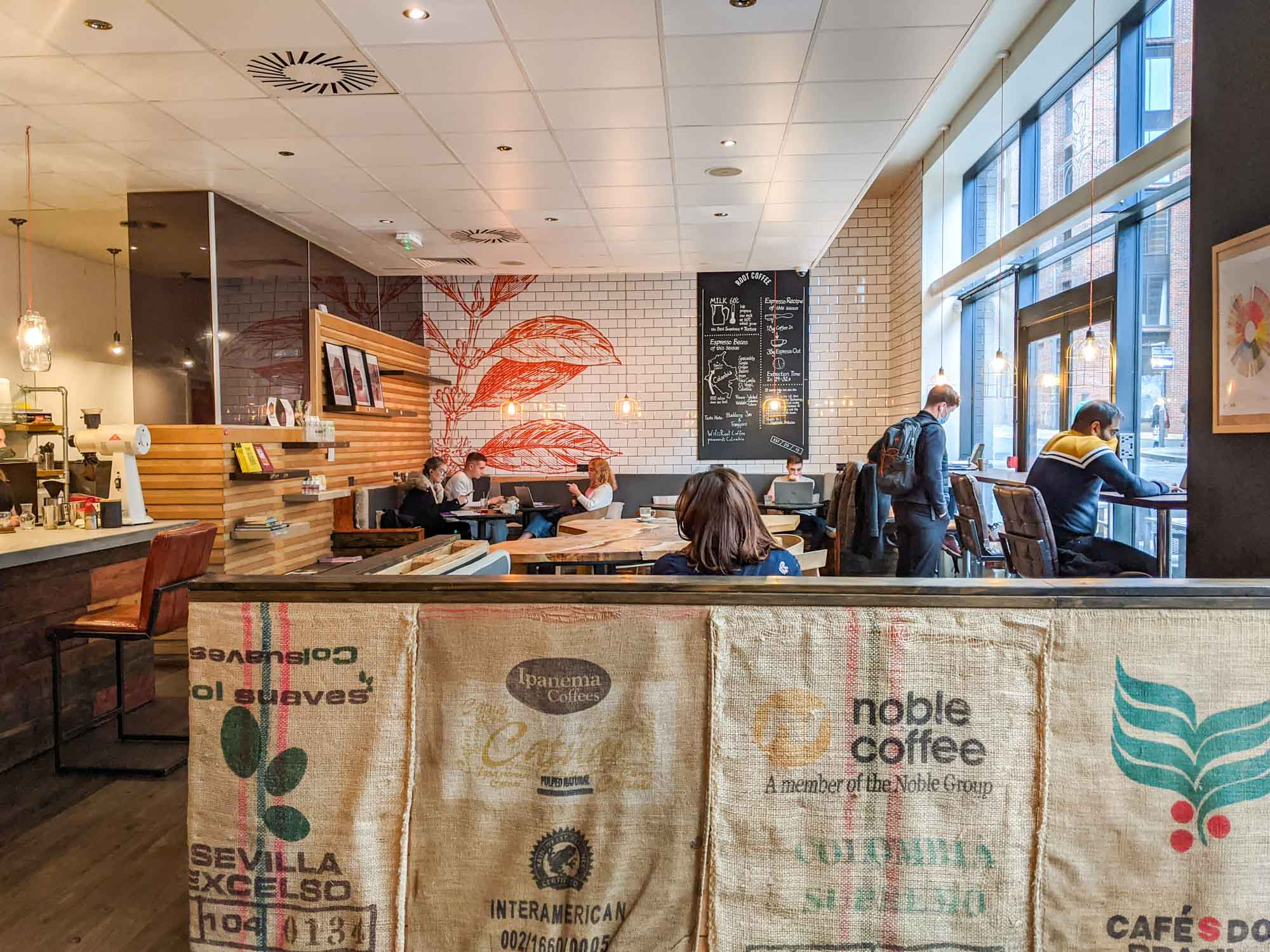 Root Coffee Liverpool