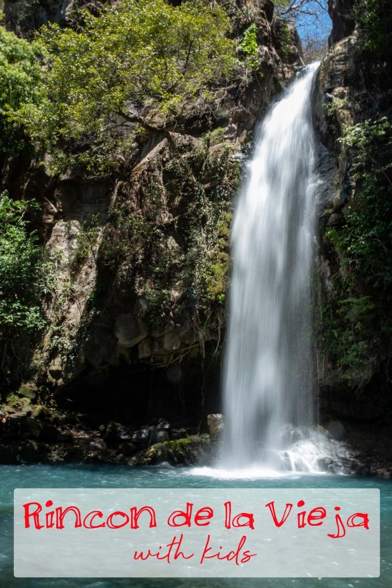 Visiting Rincon de la vieja National Park in Costa Rica with kids. Hiking La Cangreja.
