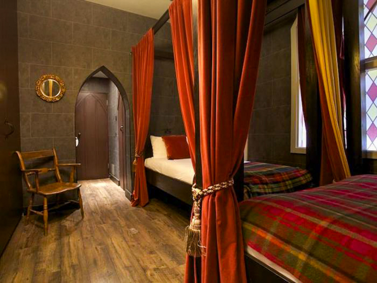 Places to stay Harry Potter