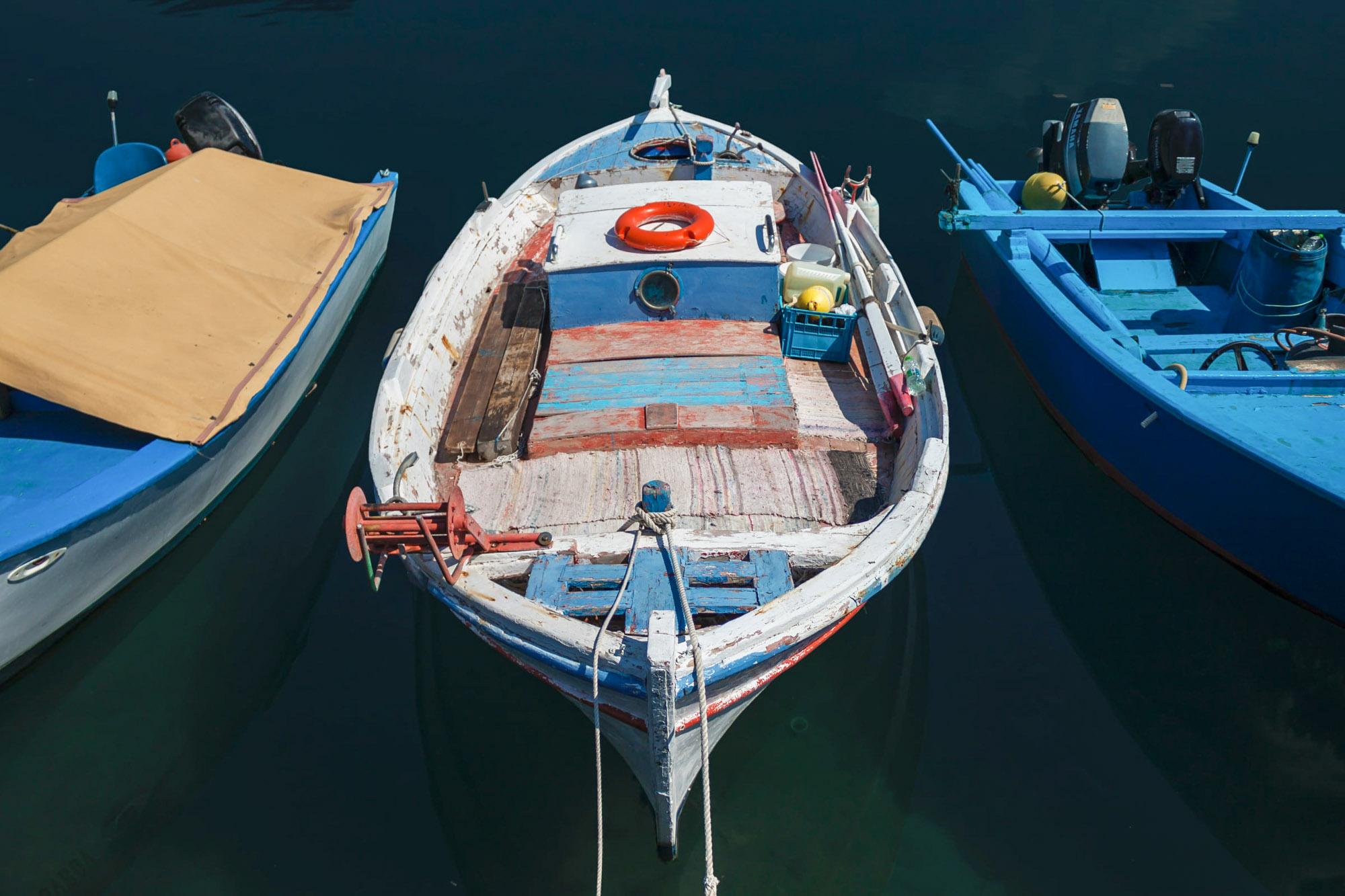 Quiet Greek Islands