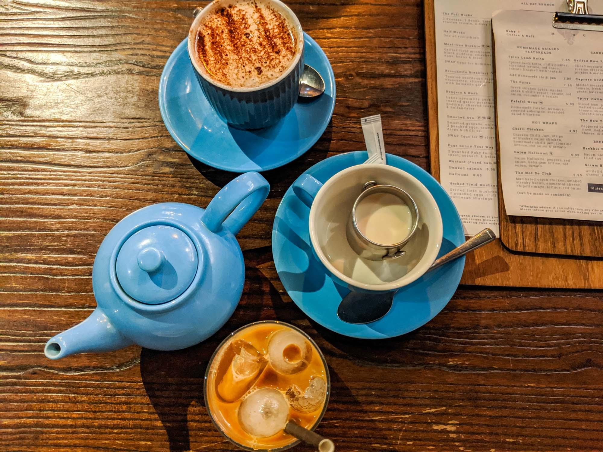 Baby-E Coffee, Liverpool