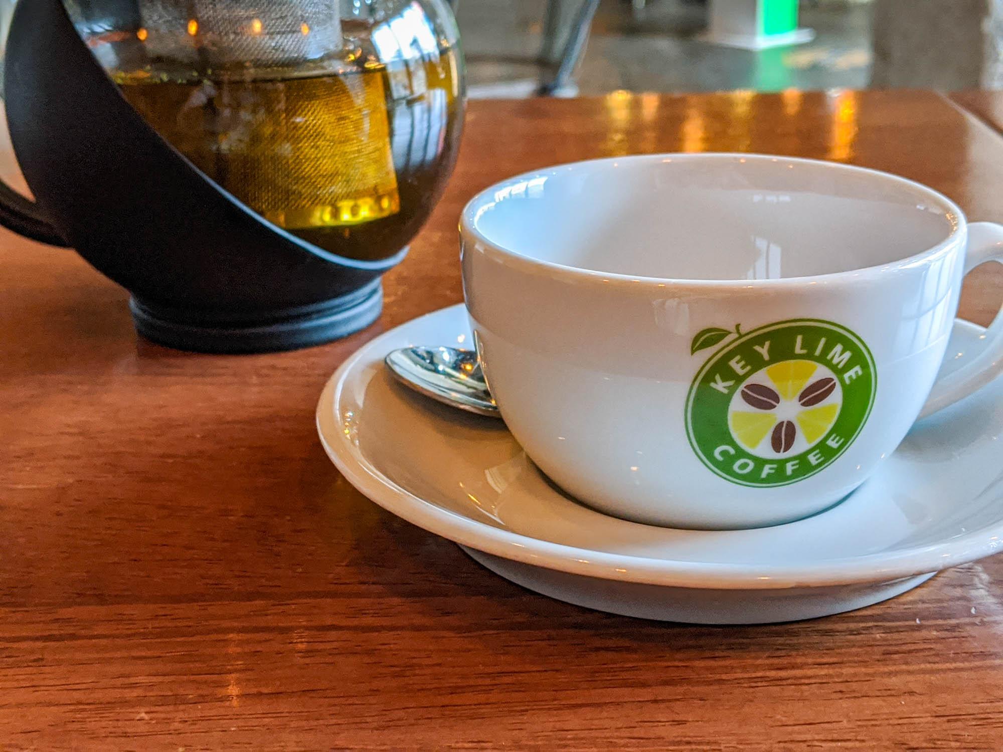 Key Lime Coffee LIverpool