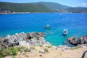 Oh Mamula! The blue cave, an island, submarines & Rose. Montenegro