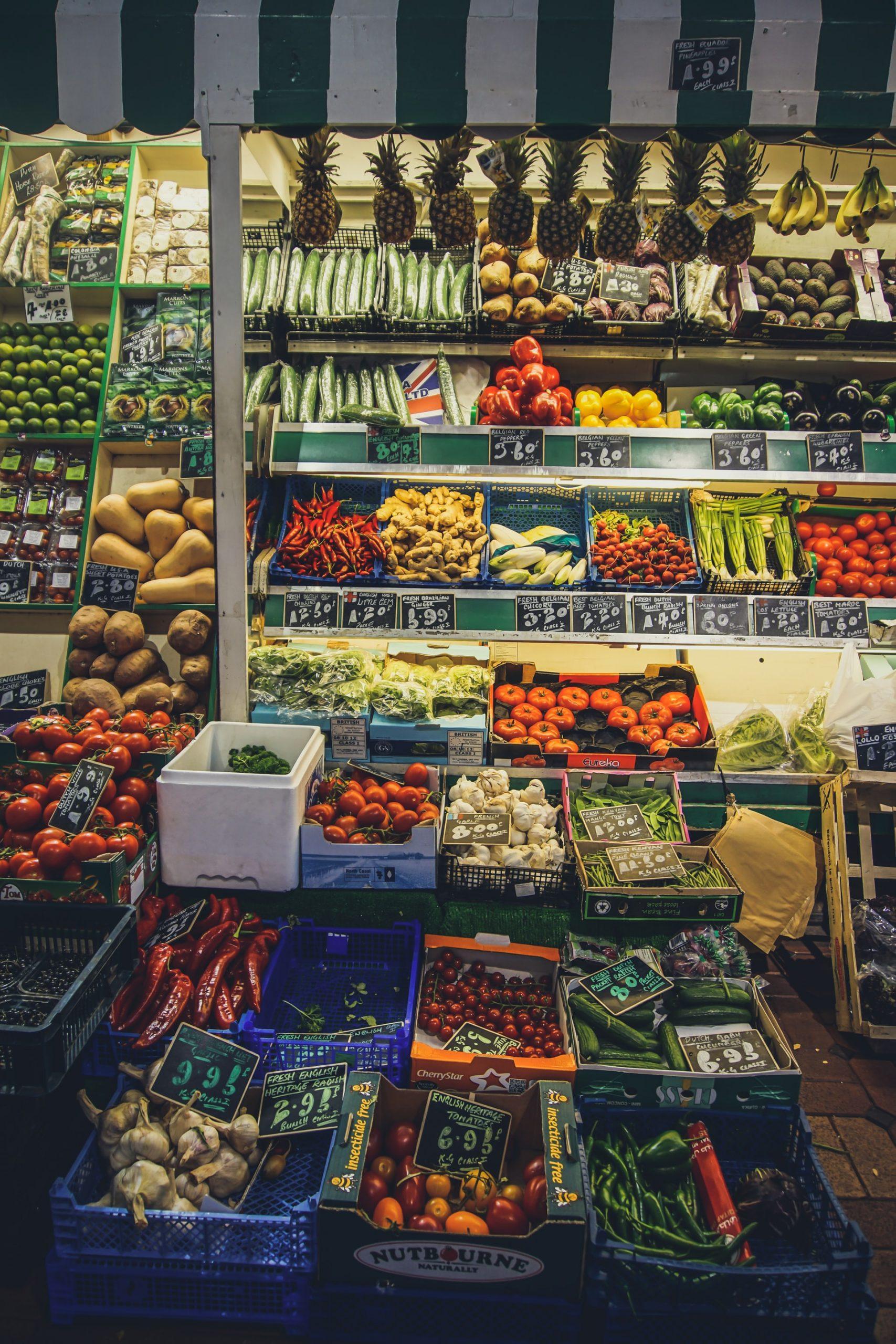markt fruit & veg