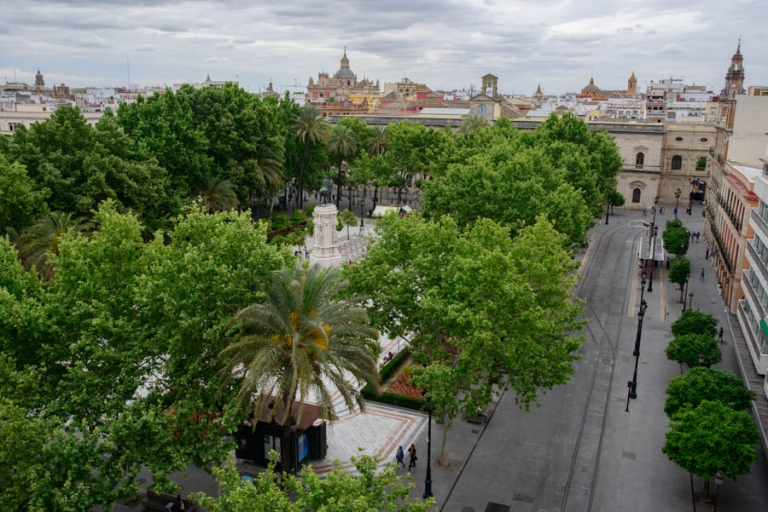 family itinerary for Seville