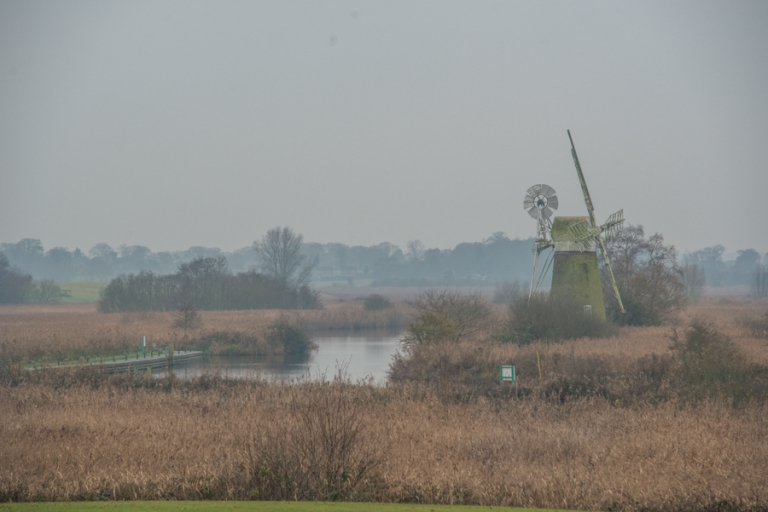 Norfolk Windmill Broads
