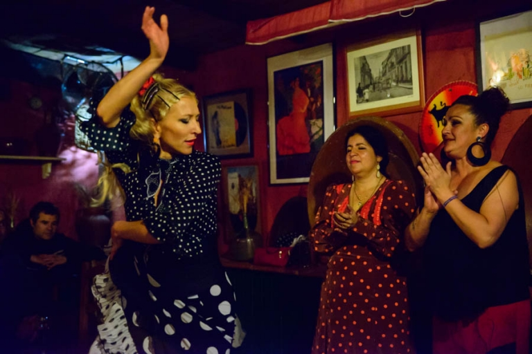 Flamenco tickets in Seville