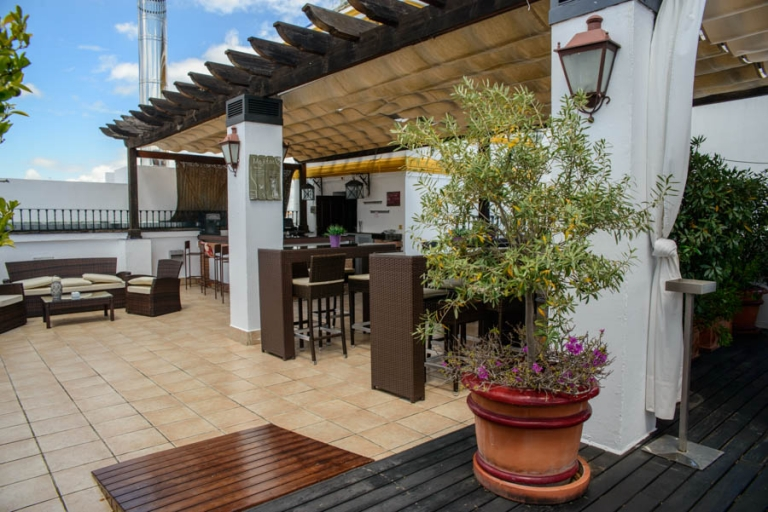 rooftop bars seville