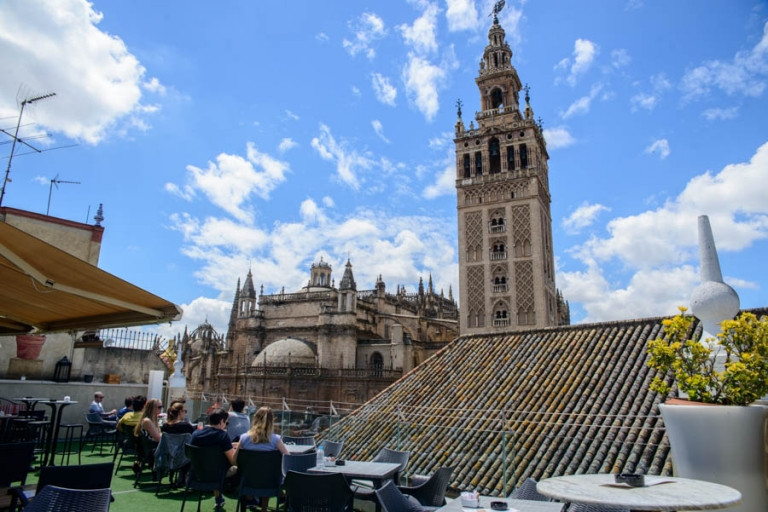 A Tipple With A View The Roof Top Bars In Seville You
