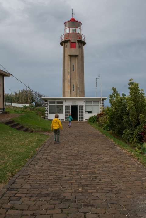 Farol Sao Jorge Lighthouse