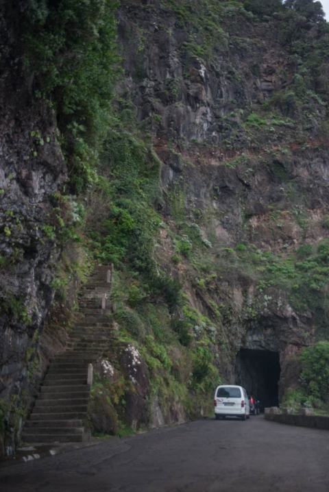 Tunnel Driving Madeira