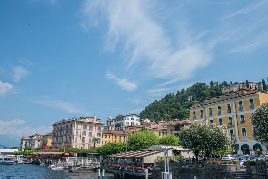 Five Photos from Lake Como, Italy.