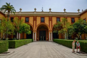It's the real deal! Visiting Real Alcazar, Seville